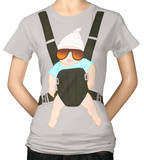 Juniors: Hangover -  Baby Bjorn T-shirts