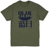 Firefly - Blue Sun T-shirts