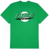 Big Bang Theory - Bazinga Green Lantern Colors Vêtements