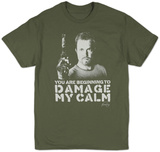 Firefly - Damage My Calm T-shirts