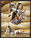 Spirit of the Tribe Prints by Gary Ampel