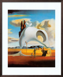 Atavistic Vestiges after the Rain, 1934 Poster by Salvador Dalí