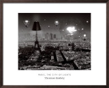Paris, the City of Lights Prints by Thomas Barbey