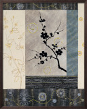 Plum Blossom Print by Richard Henson