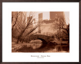 Reflections, Central Park Prints by Sergei Beliakov