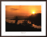 Morning Haze Prints by Mike Jones