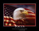 Patriotic Focus Posters