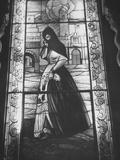 """La Cafada"" Stained Glass Window Premium Photographic Print"