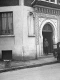 Exterior of Algerian Lodging House Premium Photographic Print