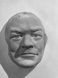Hopalong Cassidy Latex Boyd Mask Photographic Print