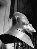 Helmet from the 14th Century Once Worn by Soldiers Defending the Doge's Palace Premium Photographic Print
