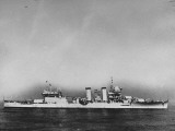 "Photograph of USS ""New Orleans"" Which Was Constructed at Brooklyn Navy Yard Premium Photographic Print"