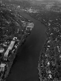 Rockford, Illinois, a Typical Us City, the Object of Sociologist with Lloyd Warner's Studies Premium Photographic Print