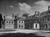 Exterior of Stratfield Saye Which Was Owned by the Duke of Wellington Premium Photographic Print