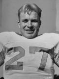Univ. of Texas Football Player Vernon Martin Premium Photographic Print