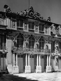 A Closeup of the Versailles Palace, Built in the 18th Century, Where the Royalty Resides Premium Photographic Print