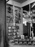 A Clock Shop Premium Photographic Print