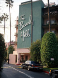 The Beverly Hills Hotel Premium Photographic Print