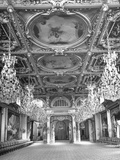 Interior View of Elysees Palace Premium Photographic Print