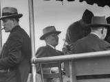 President Harry S. Truman Drinking a Soda While Attending the 1945 Missouri Fair Premium Photographic Print