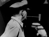 General Douglas Macarthur Smoking His Corn Cob Pipe Premium Photographic Print
