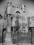 Exterior of the Castle of the Counts of Flanders Premium Photographic Print