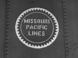Missouri Pacific Lines Boxcar Showing Logo Premium Photographic Print