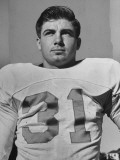 Univ. of Texas Football Player and Team Captain Peter Layden Premium Photographic Print