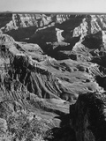 A View of the Grand Canyon National Park Premium Photographic Print