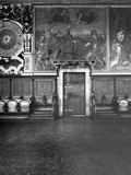 Hall of the Collegio Inside the Doge's Palace Premium Photographic Print