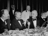 James F. Byrnes and Others, Attending a Farewell Dinner Party Given for Senator George Norris Premium Photographic Print