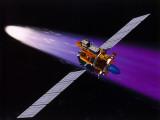 Artist's Conception of Deep Space 1 Robotic Spacecraft Premium Photographic Print