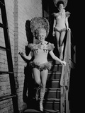 "Actress Betty Grable Acting in Motion Picture ""Mother Wore Tights"" Premium Photographic Print"