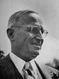 President Harry S. Truman Premium Photographic Print