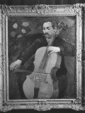 Painting by Artist Paul Gauguin Premium Photographic Print