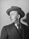 Comedian Jimmy Durante Performing Premium Photographic Print