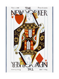 The New Yorker Cover - November 1, 1930 Regular Giclee Print by Rea Irvin
