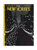 The New Yorker Cover - April 2, 1927 Regular Giclee Print by Toyo San