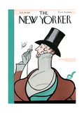 The New Yorker Cover - February 20, 1926 Giclee Print by Rea Irvin