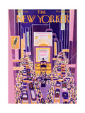 The New Yorker Cover - March 10, 1928 Giclee Print by Ilonka Karasz