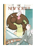 The New Yorker Cover - January 3, 1931 Regular Giclee Print by Rea Irvin