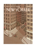 The New Yorker Cover - October 6, 1986 Regular Giclee Print by Roxie Munro