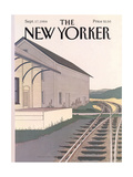 The New Yorker Cover - September 17, 1984 Giclee Print by Gretchen Dow Simpson