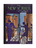 The New Yorker Cover - June 3, 1933 Regular Giclee Print by Adolph K. Kronengold