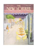 The New Yorker Cover - June 4, 1984 Regular Giclee Print by Charles E. Martin