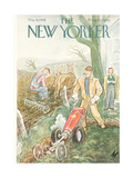 The New Yorker Cover - May 8, 1948 Regular Giclee Print by Julian de Miskey