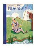 The New Yorker Cover - June 30, 1928 Regular Giclee Print by Helen E. Hokinson