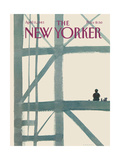 The New Yorker Cover - April 11, 1983 Giclee Print by Abel Quezada