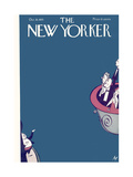 The New Yorker Cover - October 31, 1925 Regular Giclee Print by Julian de Miskey