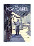 The New Yorker Cover - July 8, 1967 Giclee Print by Arthur Getz